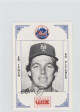 1991 The Wiz/AT&T New York Mets #237 Ed Lynch Baseball Card