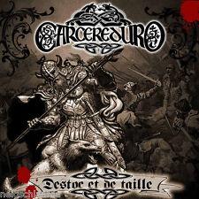CARCEREDURO – D'ESTOC ET DE TAILLE CD enhärjarna skinkorps combat 84
