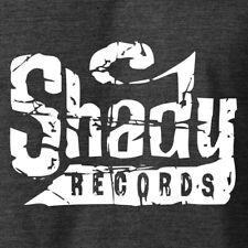 SHADY RECORDS Logo T-Shirt Slim Eminem Dr Dre D12 Hip Hop Concert Tour S-6XL Tee