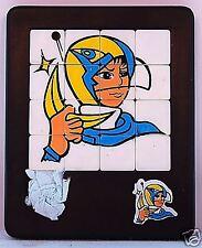 BATTLE OF THE PLANETS 'MARK' SLIDE PUZZLE, '78 PREMIUM