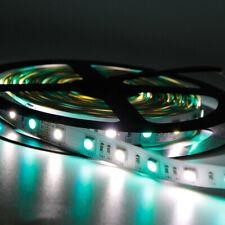 Waterproof 300 LEDs RGBW 5m 5050 SMD LED Strip Light Flexible 12V 24V Car Home