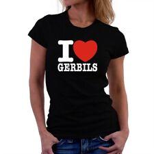 I love Gerbils Women T-shirt