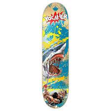 Yocaher Graphic Skateboard Deck - Retro Series - Fishing