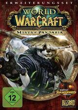 World Of WarCraft: Mists Of Pandaria (PC/Mac, 2012, DVD-Box)