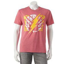 New The Flash Keep Up Performance DC Comics Shirt