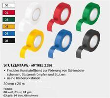 (0,17 EUR/m) 20 m stutzentape JAKO 2156 Art stoffband F. Rembourrages pour
