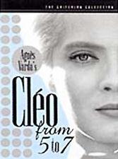 Cleo de 5 a 7 (DVD, 2000, Criterion Collection)