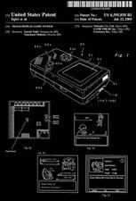 2003 - Nintendo Pokemon Pikachu Game Boy - S. Tajiri - Patent Art Poster