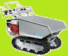 Transporteur BERTOLINI BTR1750 moteur HONDA 550 kg dumper hydraulique brouette a