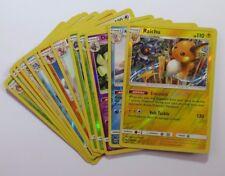 Sun & Moon BURNING SHADOWS REV HOLO Rare Pokemon Cards (Select your card)