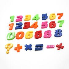 26 Letters Number Kids Magnetic Alphabet Fridge Magnet Child Educational Toy CQ