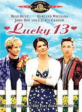 LUCKY 13(BRAND NEW DVD!)LAUREN GRAHAM,BRAD HUNT& OF COURSE THE RENOWNED JOHN DOE