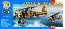 FIAT CR 42 FALCO (REGIA AERONAUTICA/ITALIAN AF MARKINGS) 1/40 SMER