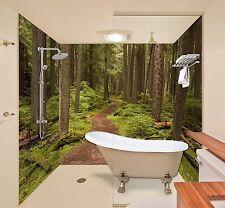 3D Forest Nature 59 WallPaper Bathroom Print Decal Wall Deco AJ WALLPAPER AU