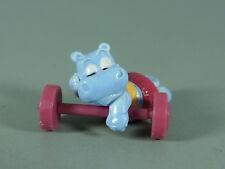 HPF: Happy Hippos im Fitnessfieber 1990 (deutsch) - versch. Einzelfiguren
