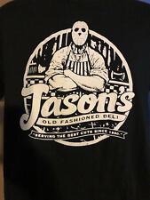 Jasons Deli T-shirt Friday the 13th Jason Vorhees Slasher Horror