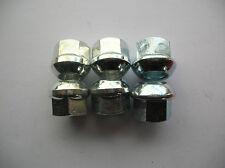 8x Radmutter M12x1,5 Kugel SW19 PKW Anhänger Honda Civic Mercedes W110 MK309