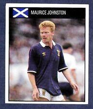ORBIS 1990 WORLD CUP COLLECTION-#115-SCOTLAND-MAURICE JOHNSTON