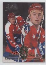1994-95 Flair #195 Jason Allison Washington Capitals Hockey Card
