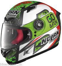Nolan X-802R Bastianini Replica Integralhelm Helm Motorradhelm