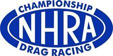 NHRA Drag Racing High Quality Vinyl Decal Sticker Laptop Top Fuel Pro Stock