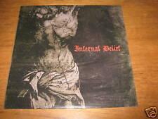 """INFERNO / TUNDRA """"Infernal Belief"""" LP avenger mgla"""