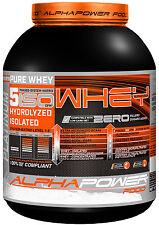 Iso Whey 100% Isolate Protein Aminosäuren Bcaa CFM Eiweiss Isolat Muskelaufbau