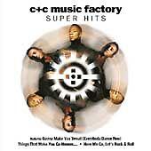 C + C MUSIC FACTORY, THE HITS, CD