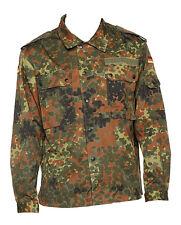 Mil-Tec BW Feldbluse Bluse Feldhemd Bundeswehr Hemd Flecktarn Gr. 3/4/5/10/11/15