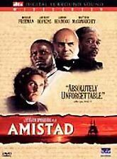 Amistad ( DVD, 1999) DTS