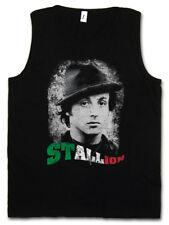 STALLION TANK TOP Rocky Boxer Boxing Italian Balboa Movie Italien Hengst