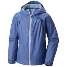 New Girls Youth Columbia Switchback Lightweight Waterproof Rain Jacket