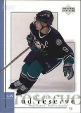2000-01 Upper Deck Reserve Hockey #1-120 - Your Choice *GOTBASEBALLCARDS