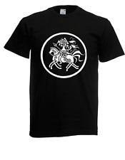 Herren T-Shirt Sleipnir - Runen bis 5XL