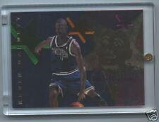 Kevin Garnett 1995-96 95 96 Grants All-Rookie Team