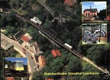 Grande cartolina: stato funivia Dresda-loschwitz