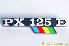 VESPA - Emblem Schriftzug Seitenhaube - PX 125 E Lusso / PX125E Arcobaleno