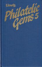 Linn's Philatelic Gems 5, by Donna O'Keefe, NEW, HB