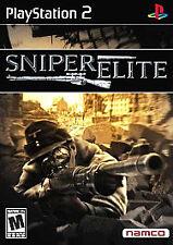 Sniper Elite, Very Good PlayStation 2, PlayStation2 Video Games