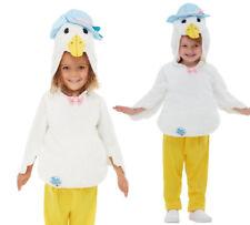 Peter Lapin Jemima Puddle-Duck Costume Déguisement Tout-Petits Costume Neuf