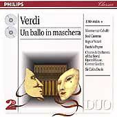 , Verdi: Un Ballo in Maschera, Excellent VG+ Condition
