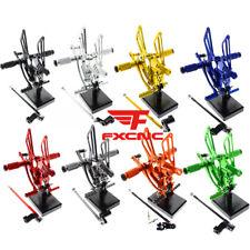 For Honda NSF100 NSR50 2004-2010 Rearset Footrest Footpegs Rear Set Brake Shift