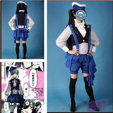 Original Black Butler 3 Ciel Phantomhive The Circus Suits Cosplay Costume: