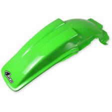 UFO Mx Kawasaki KX125 KX250 1988-1989 KX500 1988-2003 Green Rear Fender