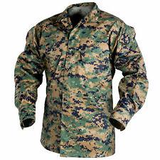 Helikon USMC Marpat Hemd Digital Woodland Uniform US Marines MCCUU Feldhemd