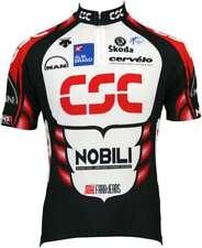 CSC 2006 descente Ciclismo-Profi-Team-Maglia a maniche corte con cerniera recente
