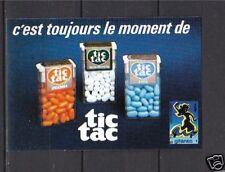 Ancienne étiquette  Allumettes France Tic Tac