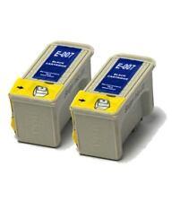 2x Nero Compatibile (NON-OEM) Cartucce di inchiostro da sostituire T007