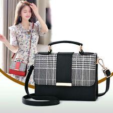 Women's Faux Leather Handbags Tote Purse Crossbody Messenger Satchel Sling Bag