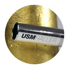 * Orig. USM Haller Rohr 100 mm / 10 cm (8,5 cm) * Rechnung mit MwSt *